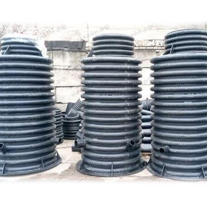 канализационные колодцы КК-МПМ  для КС Газпрома