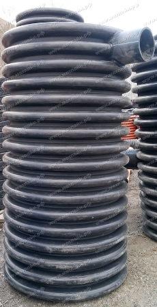 перепадной колодец ливневой канализации
