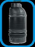 колодец вавин пластиковый тегра 1000 для канализации