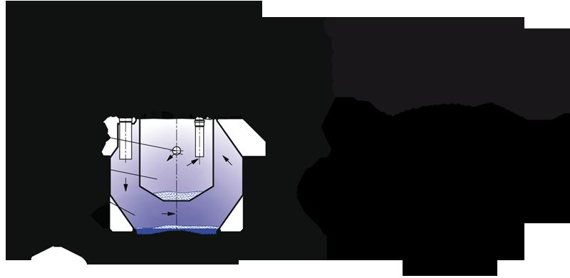 Принципиальная схема септика